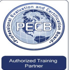 PECB certified badge