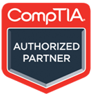 CompTIA certified badge