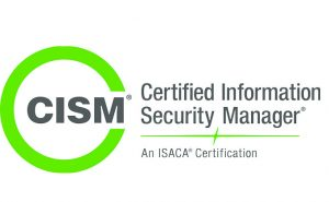 CISM training and certification